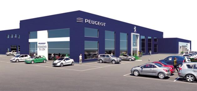 Peugeot dealer zoetermeer