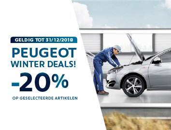 Peugeot Winter Deals